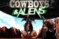 Cowboys&Aliens игровые автоматы